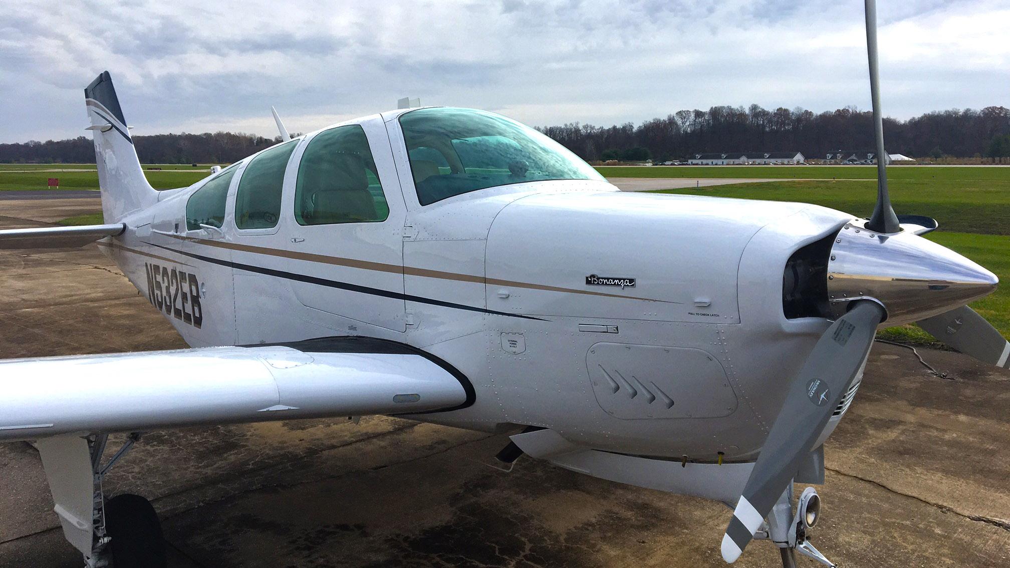 Beechcraft F33A - Meisinger Aviation